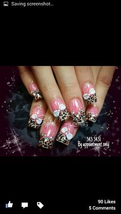 Nails by Crystal Resendez  .