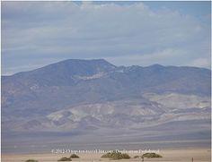 Beautiful mountain scenery in Nevada