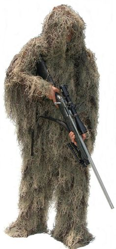 Special Ops Paintball hunter suit Mossy-Medium