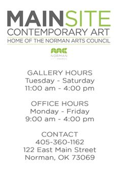 MAINSITE Gallery, support where my boyfriend works! =)