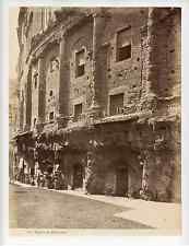 Anderson, Italie Rome Théâtre de Marcellus  1870
