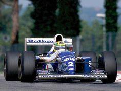 Formula 1 - Williams - Ayrton Senna