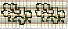 Tricksy Knitter Charts: Oak leaf (85909) by Pagecreek