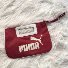 Puma Wristlet In excellent condition. Like new X Puma Bags Clutches    Wristlets fba3c03ed1f45