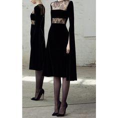 Little black dress #lace