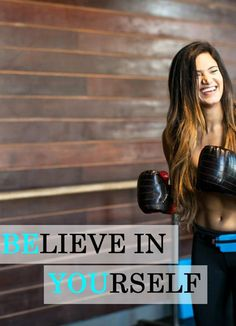 Believe & Be Yourself!!