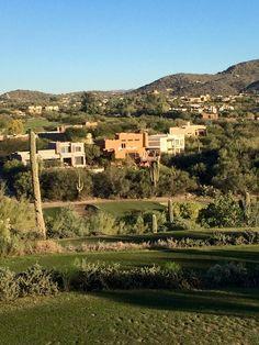 Rancho Mañana in Cave Creek, Arizona - The Golf Sage Golf Course Reviews, Cave Creek, Beach Homes, Sage, Arizona, Golf Courses, Mountain, Outdoor, Salvia