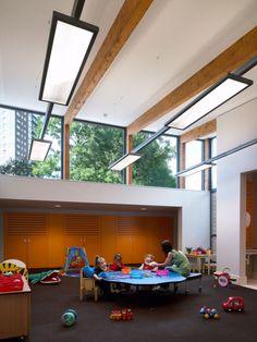 Clear story windows - school interior design | Hazelwood School design Interior - Architecture Design – Residential ...