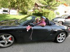 Cabriotour mit Familie Ladurner Senior