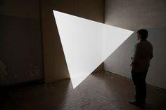 Plane - Olivier Ratsi, visual artist.
