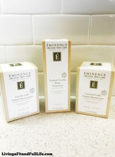 Protect Your Skin this Summer with Eminence Organic Skin Care! @eminenceorganic