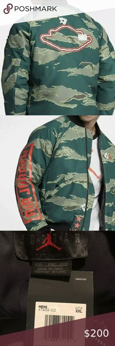 nwt LOVE TREE fashion CAMOUFLAGE MILITARY ANORAK CAMO JACKET army USA SM to XL