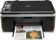HP Deskjet F4180 Driver Download for  Windows XP, Windows Vista, Windows 7, Windows 8, Windows 8.1, Windows 10, Mac OS X, OS X, Linux