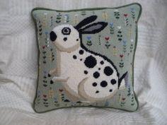 Rabbit tapestry kit