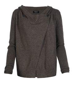 Harley Hoody, Women, Sweaters, AllSaints Spitalfields