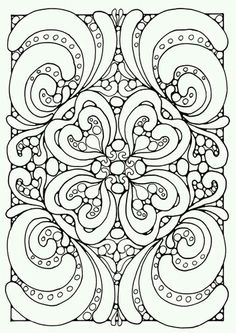 dover coloring pages | designs about this book coloring page 1 ... - Coloring Pages Abstract Designs