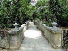 Madrid Puente de la Culebra Casa de Campo