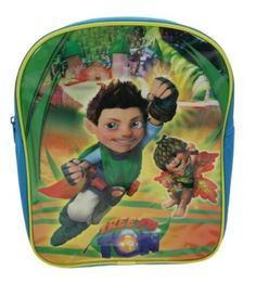 Tree Fu Tom School Children Backpack