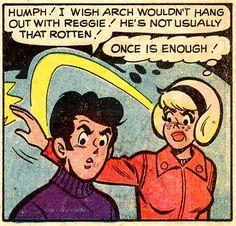 harvey and Sabrina