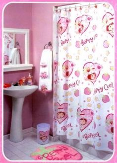 Most+little+girls+love+Strawberry+Shortcake.+If+you+have+a+little+one+who+is+the+big+fan+of+Strawberry+Shortcake,+why+not+decorate+the+bathroom...