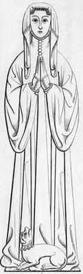 Tilbrook Woman (1400)