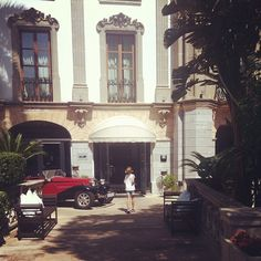 Gran Hotel Soller, Mallorca <3