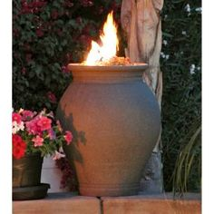 American Fyre Designs 660 Amphora Fire Urn  priced at $1,410.00 at Homeclick.com.