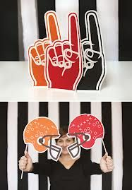 Superbowl Photo booth