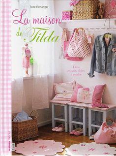 livros e moldes Tilda`s