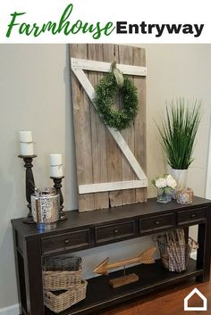 Create rustic farm c...