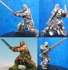 Nord Barbarian - Male