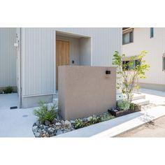 Damask Curtains, Gate Post, Japanese Modern, Backyard, Patio, Outdoor Furniture, Outdoor Decor, Street Photography, Exterior