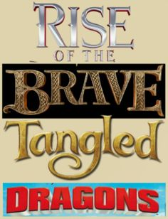 Rise of the Brave, Tangled Dragons