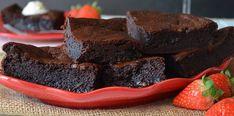 Brownie aux bananes et chocolat à 3 SP,recette ww d'un délicieux gâteau léger avec un goût chocolaté intense, facile et simple à réaliser pour le dessert ou le goûter.