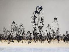 Zadok Ben-David's Sculptures Show People He 'Saw But Never Met'