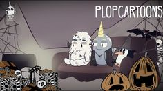 Try to keep your sh*t together it's a brand new animated Halloween special Happy Halloween
