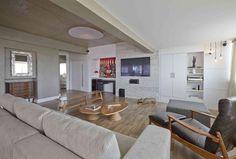 Portal diário Decor, salas de estar, ver mais em diariodecor.com.br #decoracao #interiordesign #decor #apartamento #sala #livingroom #home #house #saladeestar #vivianedinamarco