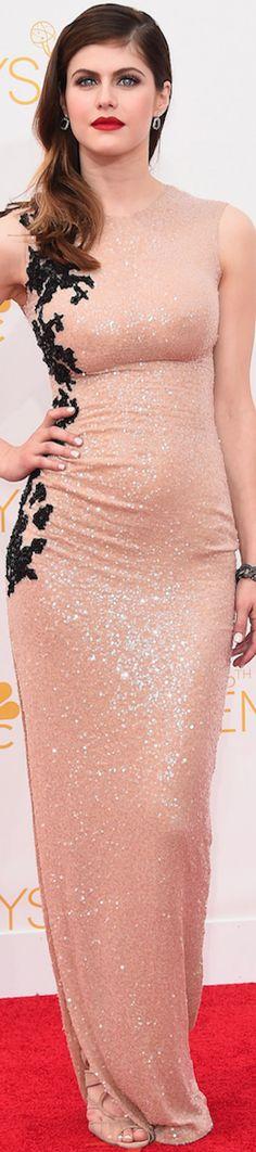 Alexandra Daddario | 2014 Emmy Awards | The House of Beccaria~