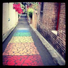 *Brick Road *Chippendale, #Sydney #Australia