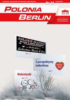 Gazeta poloniaberlin.de - 35 - Luty 2014 - http://gazeta.poloniaberlin.de