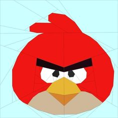 Looking for your next project? You're going to love Angry birds_red bird (boy) by designer Gador Medea.