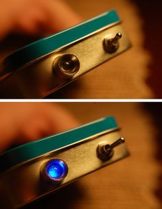 Check out Ashley Hennefer's Altoid tin phone charger in Girlhacker.