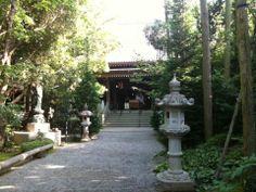 Ryōzen-ji (霊山寺) is Temple 1 of the Shikoku 88 temple pilgrimage.