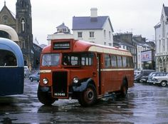 Leyland Tiger PS1 with Brush body