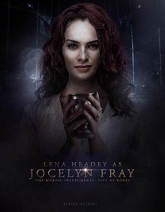 Jocelyn Fray - Poster