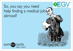 Just visit our site and see our offers www.MeJobs.eu Medical Careers, Someecards, How To Apply, Sayings, Self, Lyrics, Word Of Wisdom, Quotes