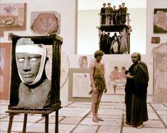 Down On The Street: SATYRICON (Fellini Satyricon). Federico FELLINI. 1969. $$$