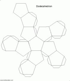 net dodecahedron