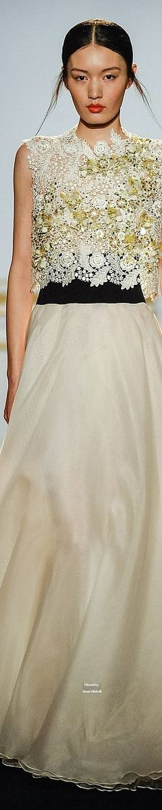 Dany Atrache Couture Spring-summer 2015 Collection