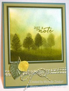 Softer Side – Stampin' Up! Card